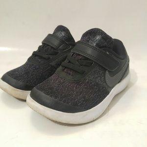 0fd2080c90d3 NIKE FLEX CONTACT athletic shoes toddler size 9